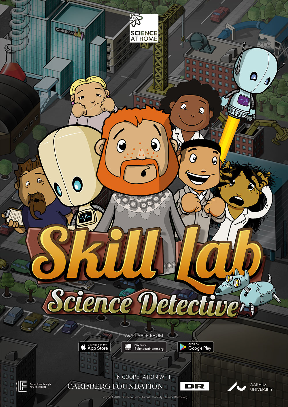 Skill Lab:Science Detective